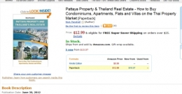 Pattaya Property Guide Now Published in Paperback